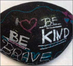 Be Brave, Be Kind.