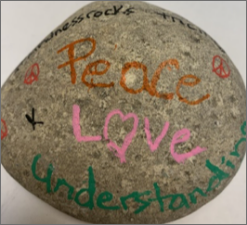 Peace, Love & Understanding