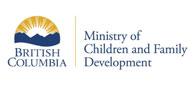 Ministry of Children and Family Development Logo