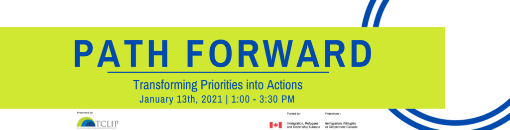 Path Forward: Transforming Priorities into Action