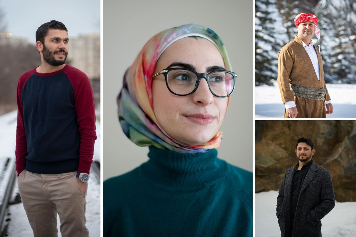 Exiled: Syrians in Canada look back on 10 years of civil war